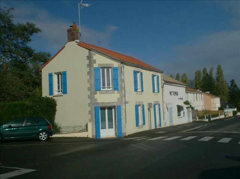 Sale house / villa Moutiers les mauxfaits 162 250€ - Picture 1