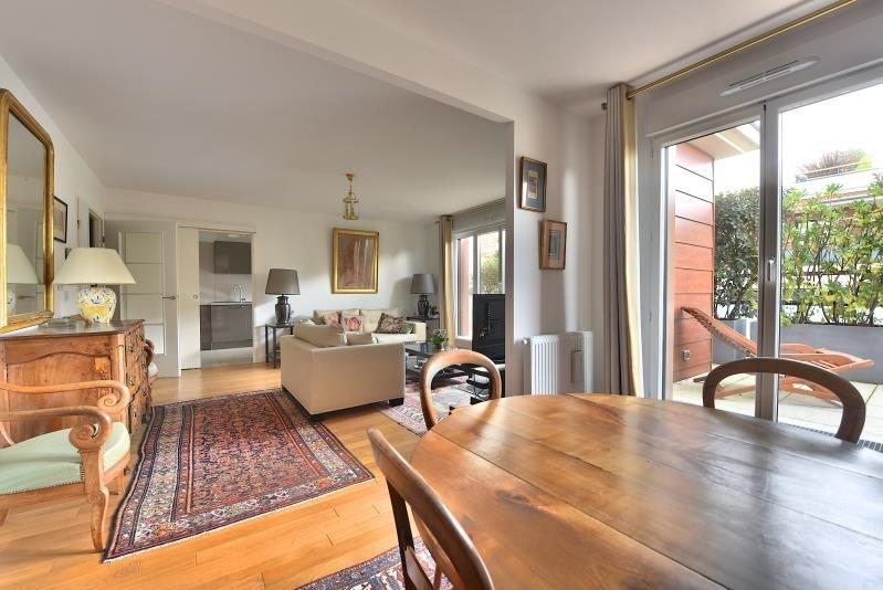 Vente de prestige appartement St cloud 940000€ - Photo 1