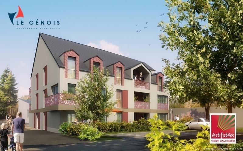 Vente appartement Ouistreham 142900€ - Photo 1