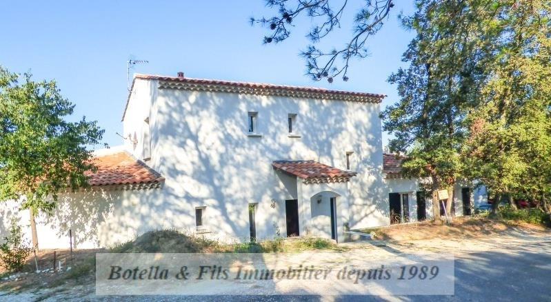 Vente maison / villa Uzes 361700€ - Photo 1
