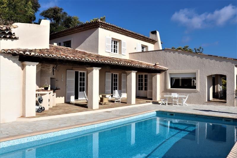 Vente de prestige maison / villa Cavalaire sur mer 2100000€ - Photo 2