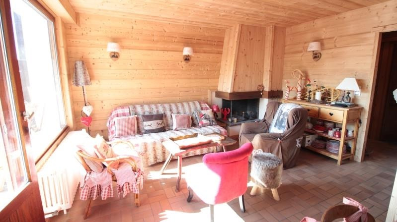 Sale apartment Le grand bornand 359 000€ - Picture 2