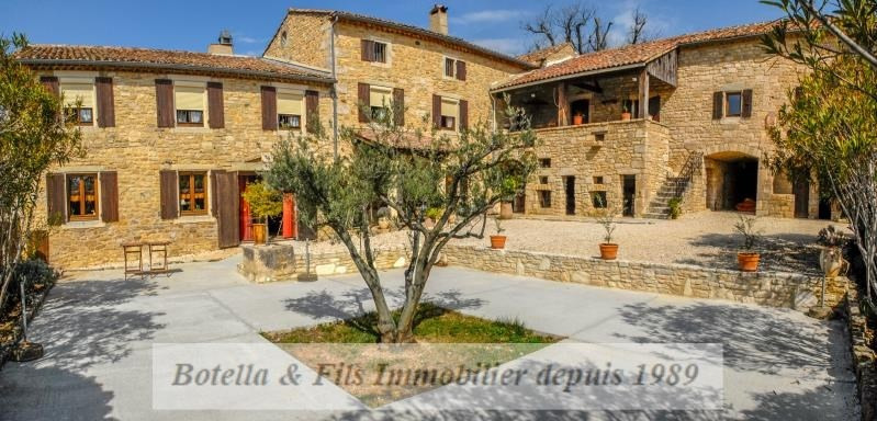 Deluxe sale house / villa Uzes 1 685 000€ - Picture 12