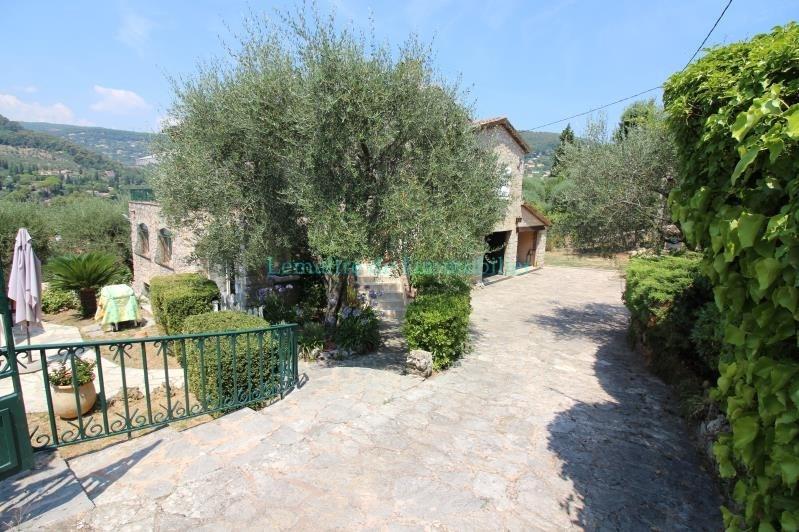 Vente de prestige maison / villa Grasse 599000€ - Photo 4