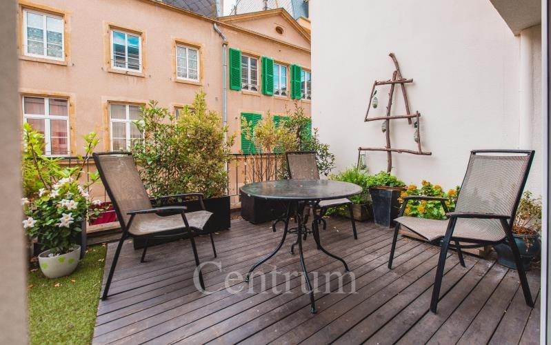 Verkoop  appartement Metz 320000€ - Foto 1