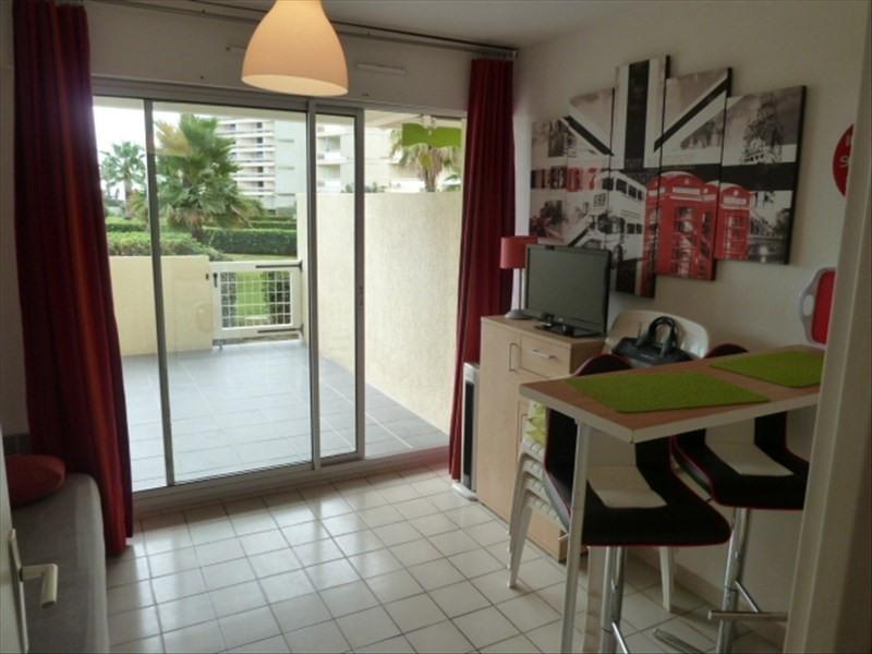 Vente appartement Canet plage 89000€ - Photo 3
