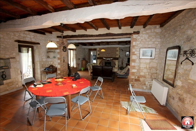 Sale house / villa Faux 234000€ - Picture 4