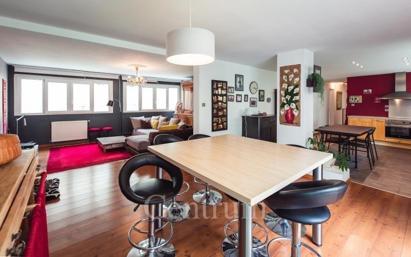 Verkoop  appartement Metz 320000€ - Foto 3