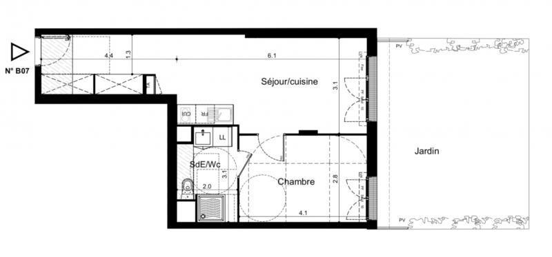 Venta  apartamento Plaisir 185000€ - Fotografía 2