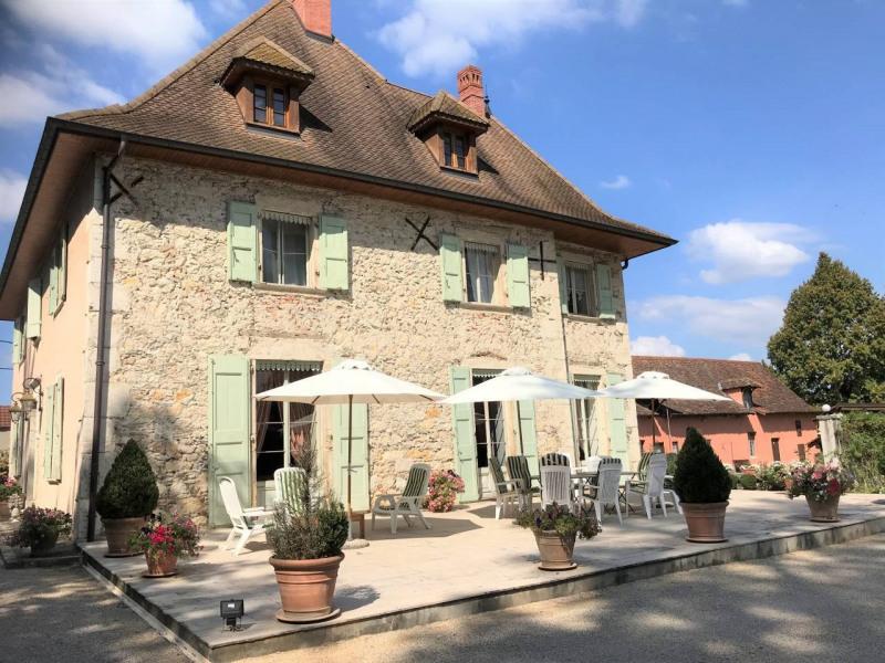 Vente de prestige maison / villa Granieu 780000€ - Photo 1