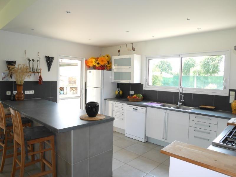 Sale house / villa Geveze 487291€ - Picture 7