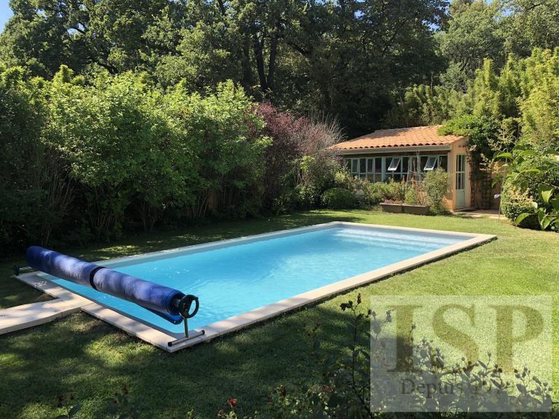 Vente de prestige maison / villa Les milles 730000€ - Photo 3