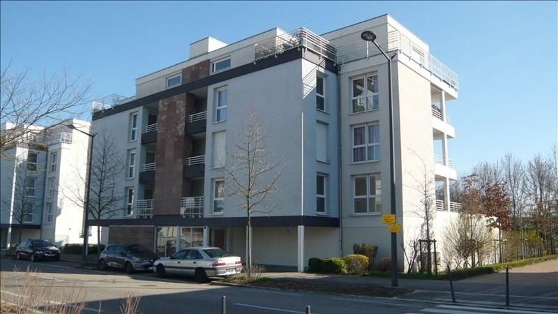 Sale apartment Cernay 169000€ - Picture 1