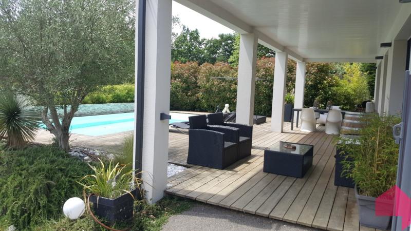 Deluxe sale house / villa Montrabe 619000€ - Picture 4