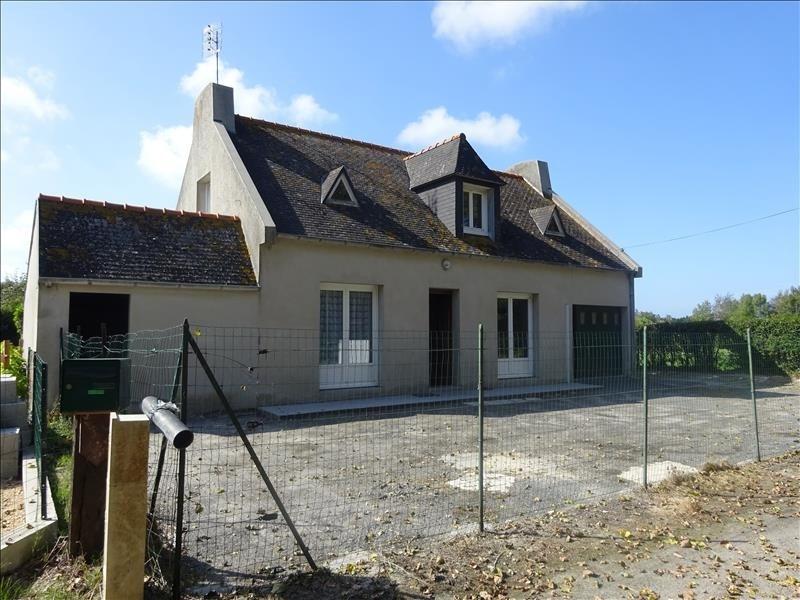 Sale house / villa Guisseny 132000€ - Picture 1