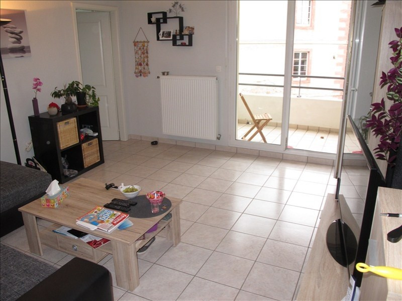 Rental apartment Lauterbourg 750€ CC - Picture 2