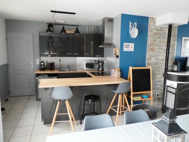 Sale house / villa St martin le beau 249900€ - Picture 3