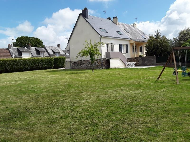 Sale house / villa La haye du puits 157750€ - Picture 2