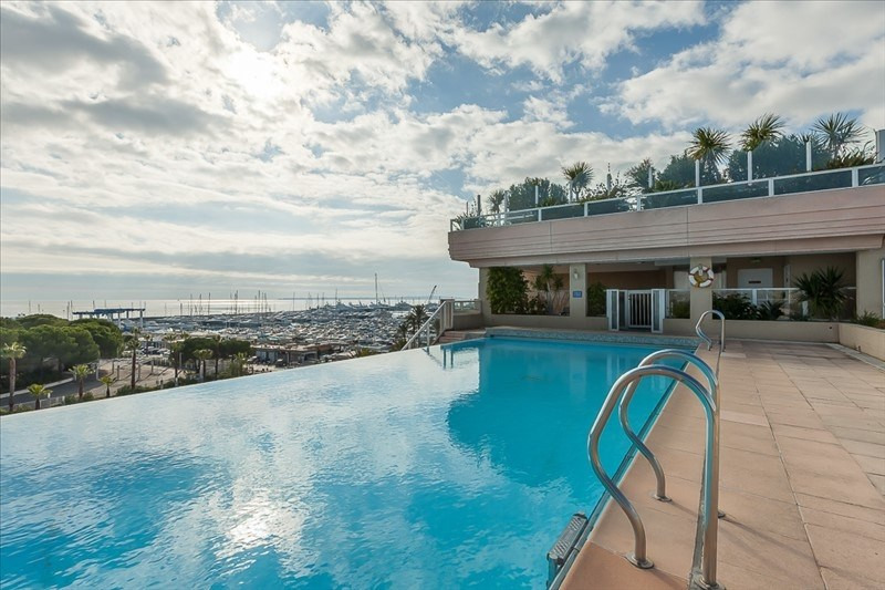 Vente de prestige appartement Le golfe juan 340 000€ - Photo 2