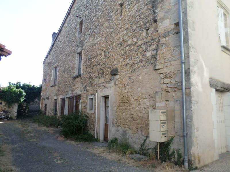 Produit d'investissement immeuble Lussac les chateaux 80500€ - Photo 4