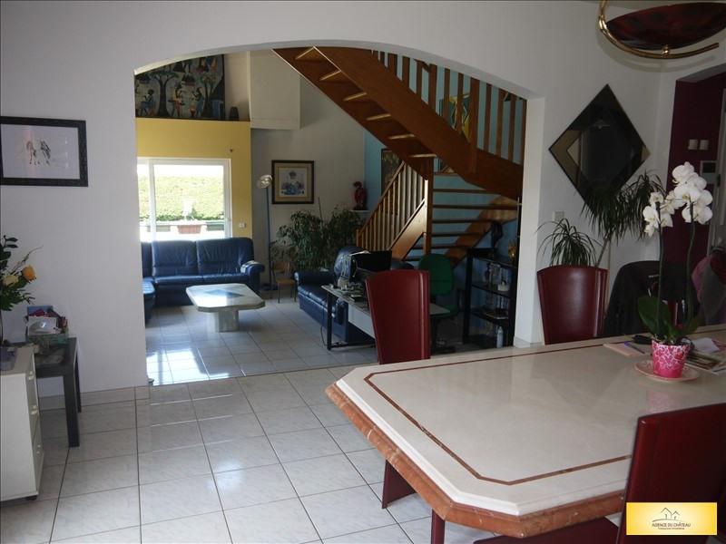 Sale house / villa Rosny sur seine 369000€ - Picture 2