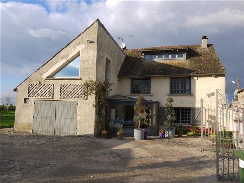 Venta  casa Orvilliers 405000€ - Fotografía 4