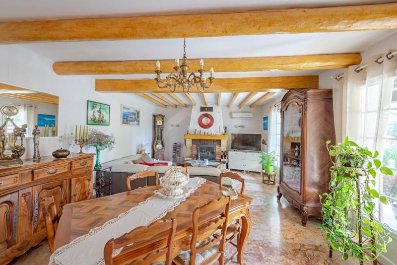 Vente maison / villa Entraigues sur la sorgue 352000€ - Photo 5