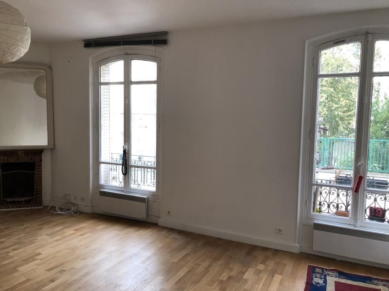 Sale apartment Paris 20ème 385 000€ - Picture 1