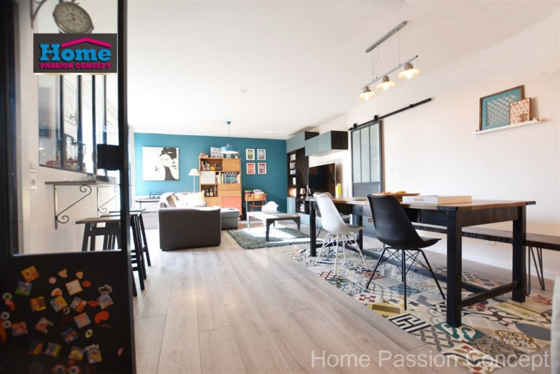 Sale apartment Colombes 416000€ - Picture 3