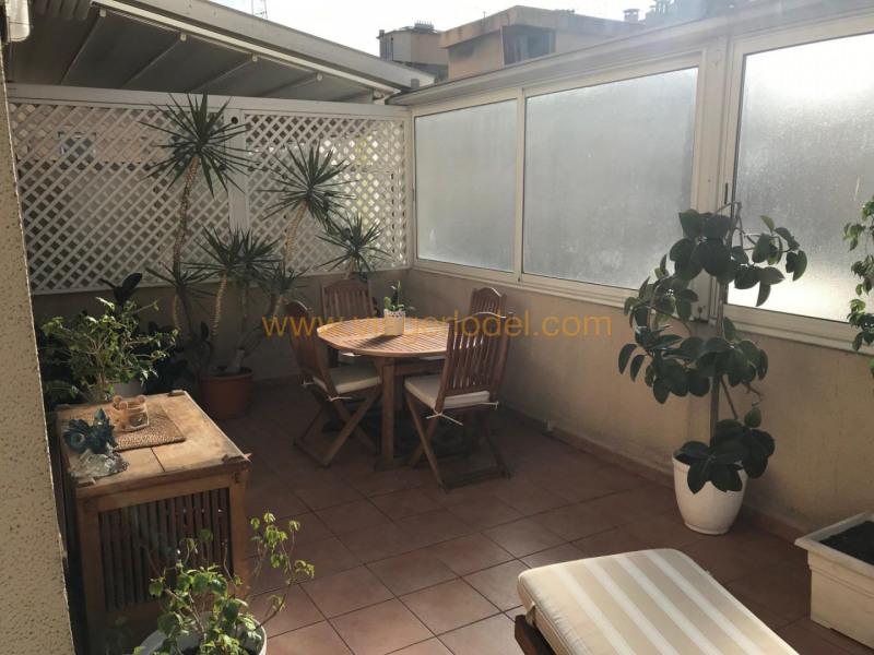 Lijfrente  appartement Nice 125000€ - Foto 11