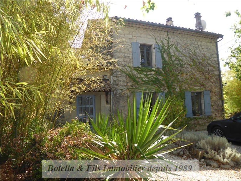 Vente maison / villa Ruoms 279 000€ - Photo 1