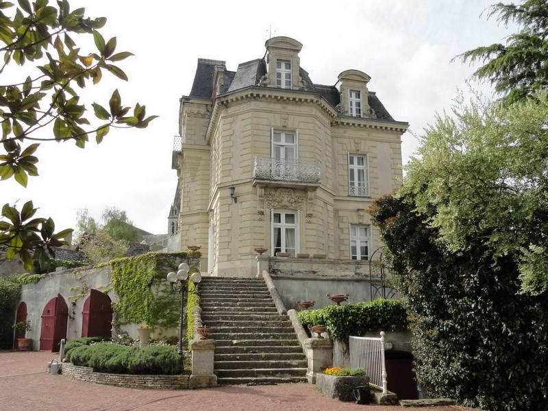 Deluxe sale private mansion Angers - saumur 435 000€ - Picture 4