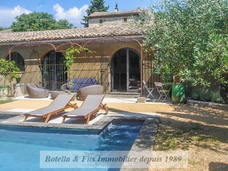 Verkoop van prestige  huis Uzes 583000€ - Foto 3