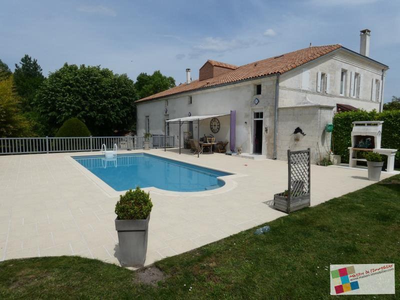 Deluxe sale house / villa Sud cognac 640500€ - Picture 14