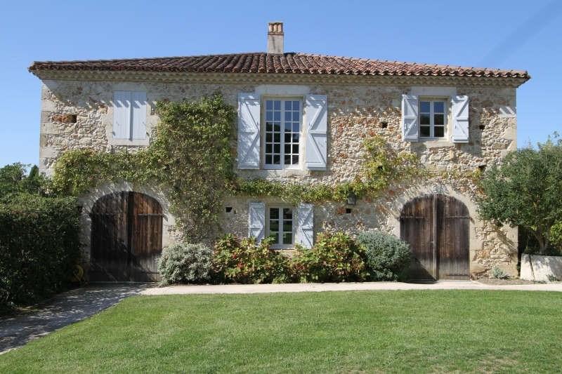 Vente de prestige maison / villa Roquelaure 1795000€ - Photo 5
