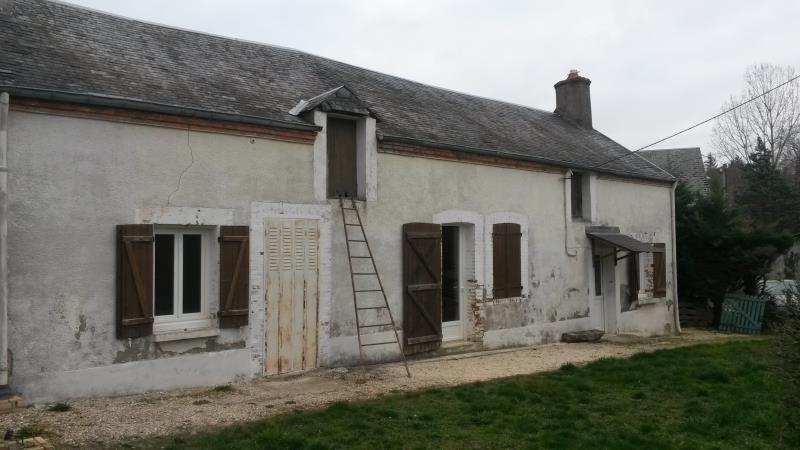 Vente maison / villa St georges sur moulon 84000€ - Photo 2