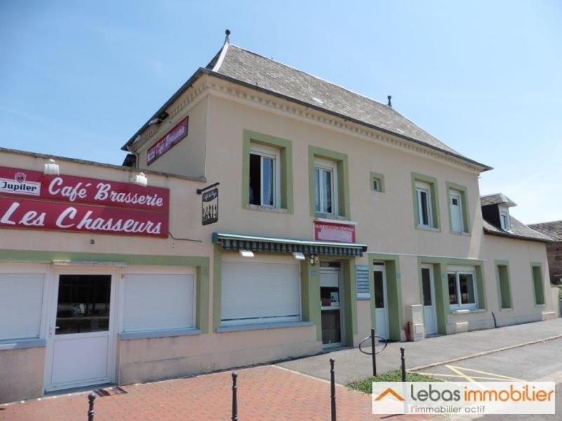Affitto ufficio Biville la baignarde 1000€ HT/HC - Fotografia 1