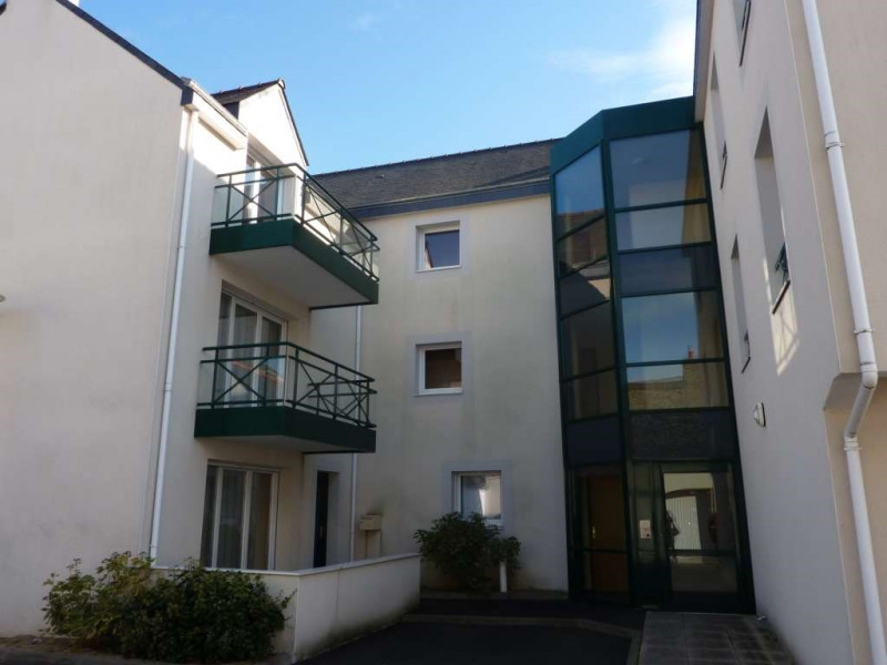 Rental apartment Pontivy 437€ CC - Picture 1