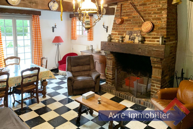 Vente maison / villa Verneuil d'avre et d'iton 280000€ - Photo 5