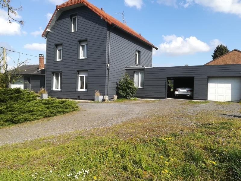 Vente maison / villa Gouzeaucourt 299915€ - Photo 1