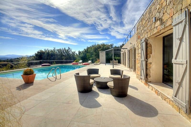 Deluxe sale house / villa Montauroux 1290000€ - Picture 3