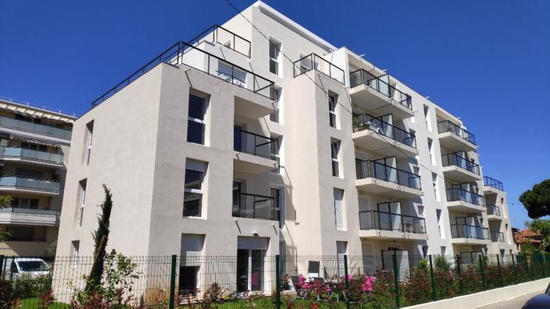 Affitto appartamento Saint laurent du var 450€ CC - Fotografia 7
