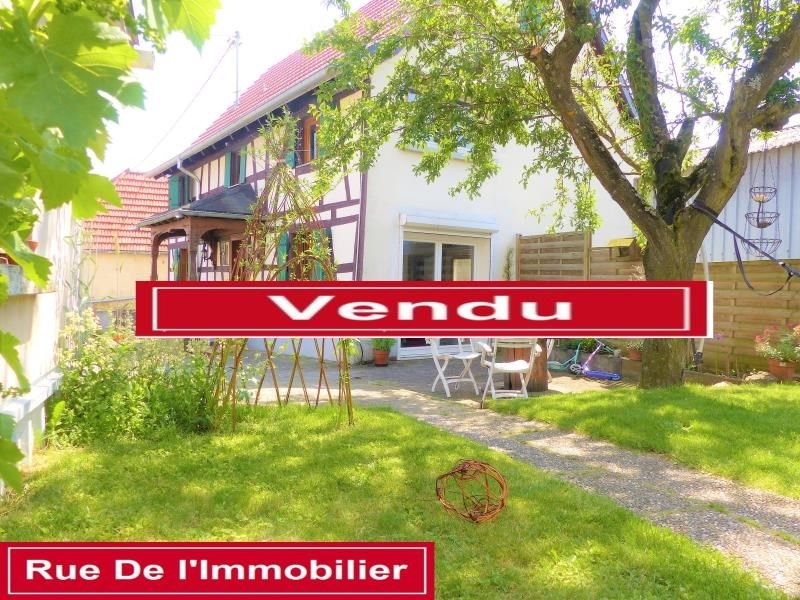 Vente maison / villa Batzendorf 299 000€ - Photo 1
