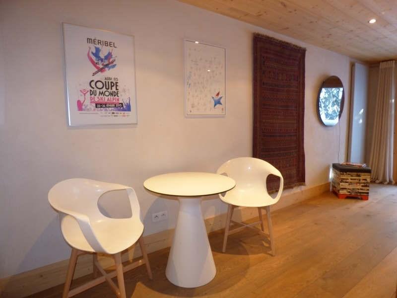 Vente appartement Meribel 240000€ - Photo 3