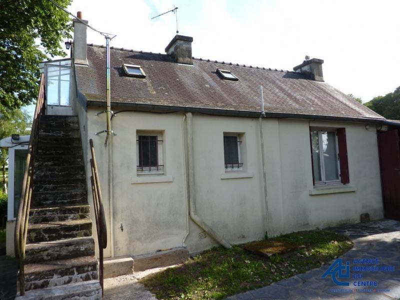 Vente maison / villa Guern 89000€ - Photo 2