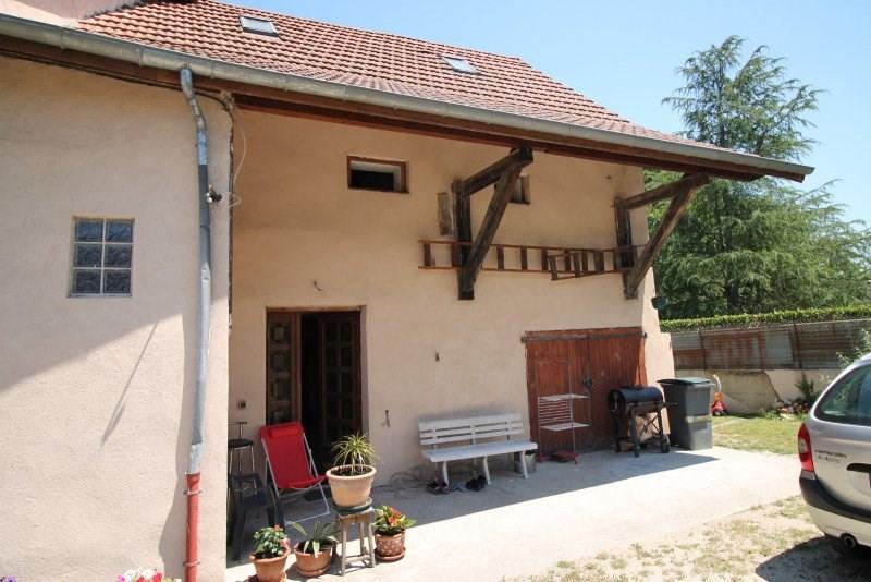 Vente maison / villa Morestel 127000€ - Photo 2