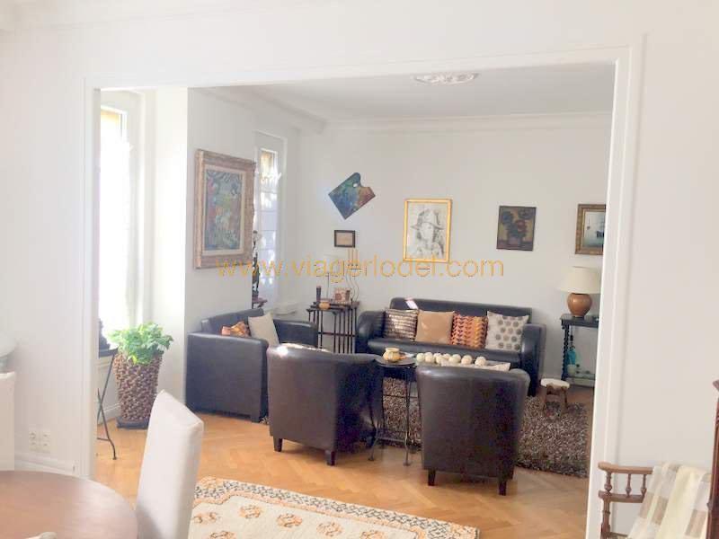 Vitalicio  apartamento Nice 89000€ - Fotografía 3