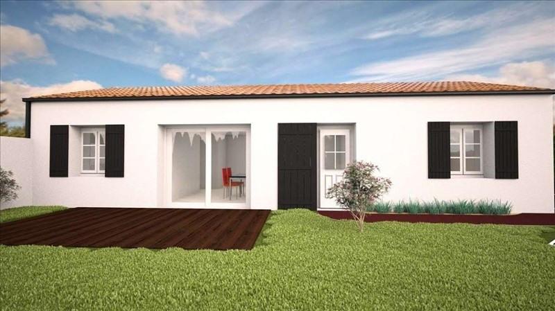 Produit d'investissement maison / villa Talmont st hilaire 210000€ - Photo 5
