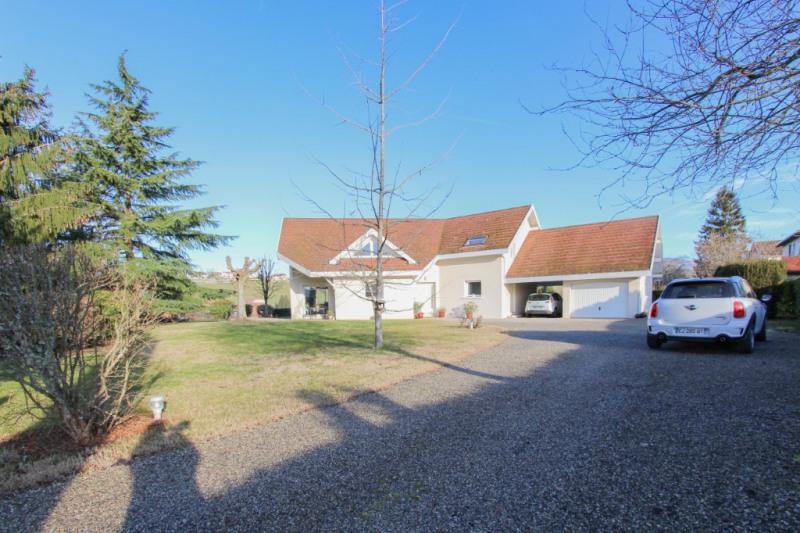 Vente maison / villa Belley 472500€ - Photo 10