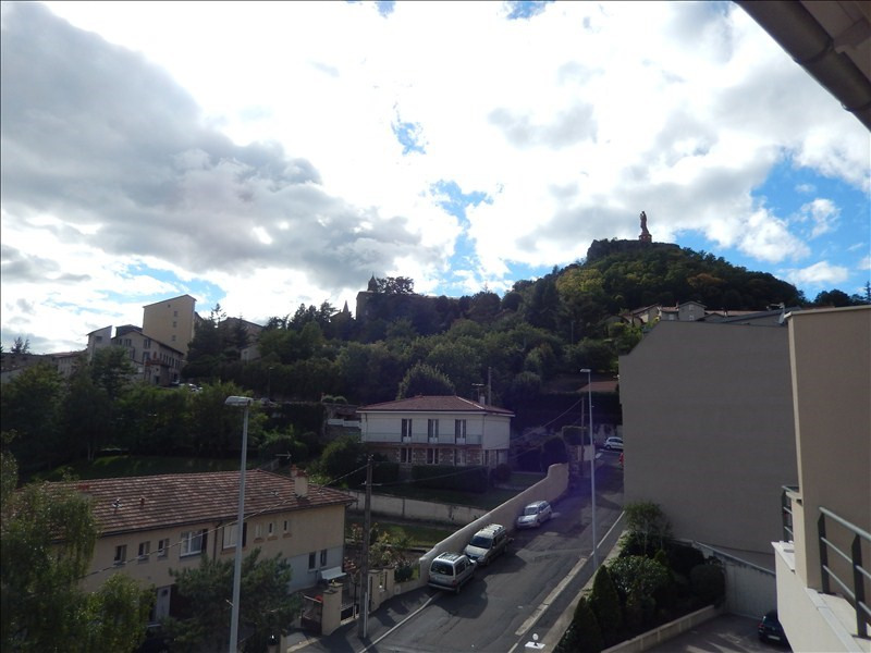 Rental apartment Le puy en velay 570€ CC - Picture 6